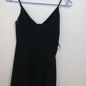 GB girls Dresses - GB Black spaghetti strap dress, worn once!